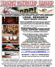 PRO PER LEGAL SUPPORT INMATES SERVICES