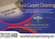 Carpet Cleaning Bismarck ND (701)325-0408
