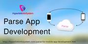 Best Parse App Development services for hire at $15/hour Rates