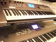 Yamaha Motif XS8 88-Key Keyboard./ Yamaha Tyros 3 Keyboard