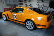 2007 Ford Mustang Parnelli Jones Edition