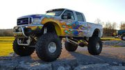 1999 Ford F-250 Monster Truck Lifted