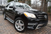 2015 Mercedes-Benz M-Class ML350 PREMIUM-EDITION
