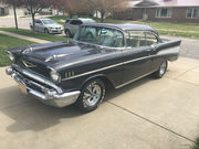 1957 Chevrolet Bel Air 150210 Sport Coupe