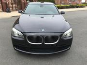 2012 BMW 7-Series750Li