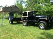 2001 Jeep Wrangler 138400 miles