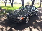 1997 Mercedes-Benz SL-Class AMG SPORT