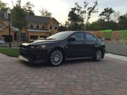 2014 Mitsubishi Lancer Evolution GSR Sedan 4-Door