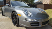 2007 Porsche 911 C4S Coupe