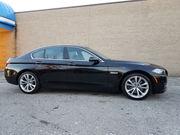 2014 BMW 5-Series luxury