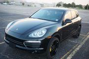 2012 Porsche Cayenne S Sport Utility 4-Door