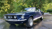 1967 Ford Mustang GTA 390 Fastback