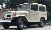 1977 Toyota Land Cruiser BJ40 FJ40